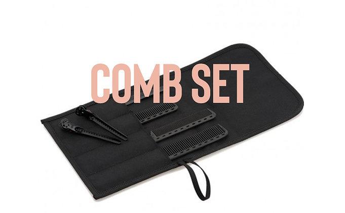 YS Park comb set black