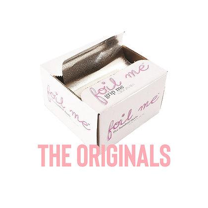 "Foil Me foils  GRIP ME - ORIGINALS 500 Sheets - 5"" X 10.75"""