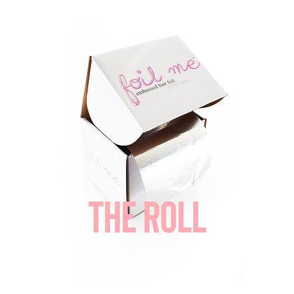 "Foil Me foils GRIP ME EMBOSSED FOIL ROLL (5"" X 327 FT)"