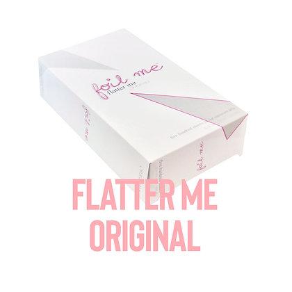 """FOIL ME - Flatter Me - Original (Pre-Cut Foil with Fold - 5"""" x 10.75"""")"""