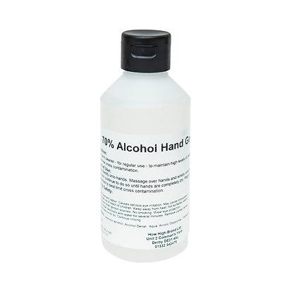 70% Gel Hand Sanitiser - 250ml