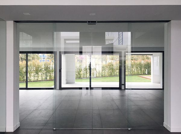 Top Grade Automatic Door Singapore