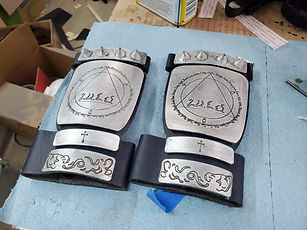 Major Armstrong's Gauntlets 1