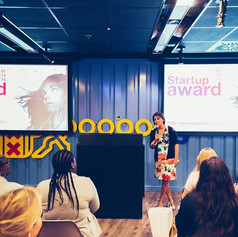 TEDx Amsterdam Women Start-up Event