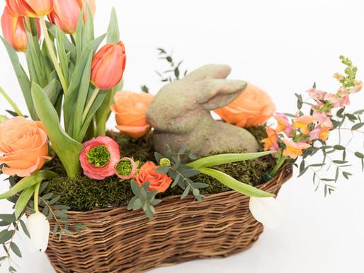 Spring Floral Design Workshop