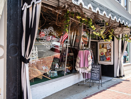 Mildred & Mable's | A Nostalgic Downtown Boutique