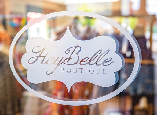 Hey Belle Boutique | Southern Charm and Hospitality