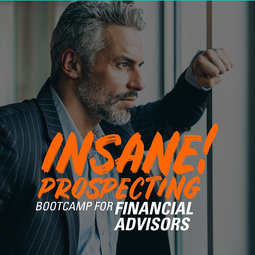FREE Prospecting Webinar for Financial Advisors