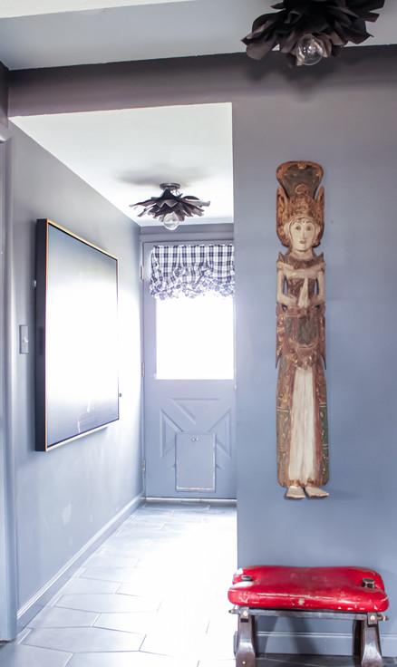 Nichole Loiacono Design, Overland Park, KS, Interior Designer, Hallway