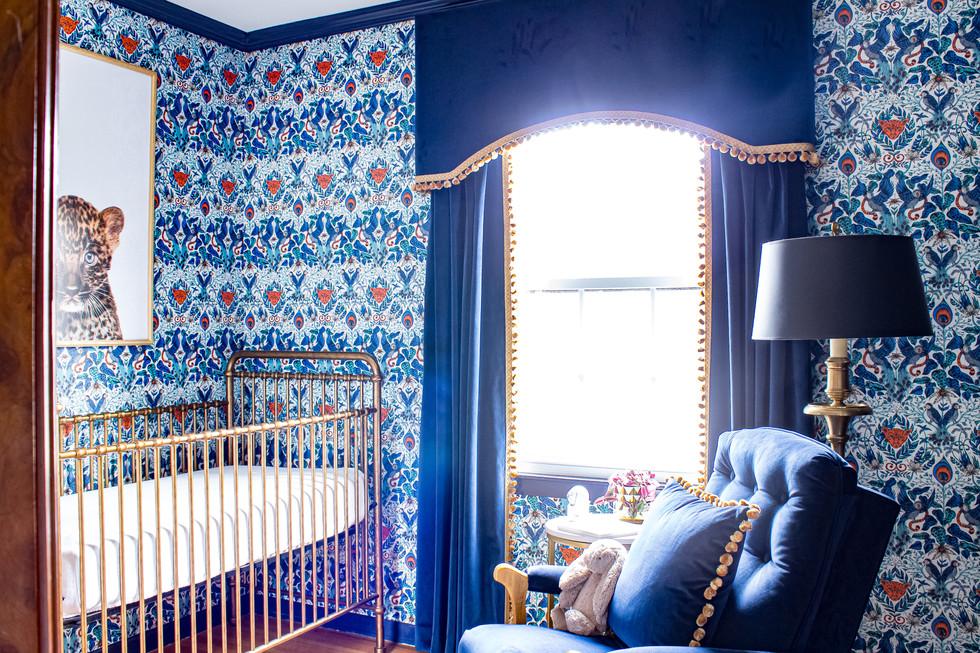 Nichole Loiacono Design, Overland Park, KS, Interior Designer, Boys Nursery