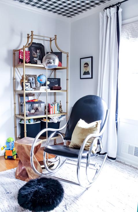 Nichole Loiacono Design, Overland Park, KS, Interior Designer, Nursery