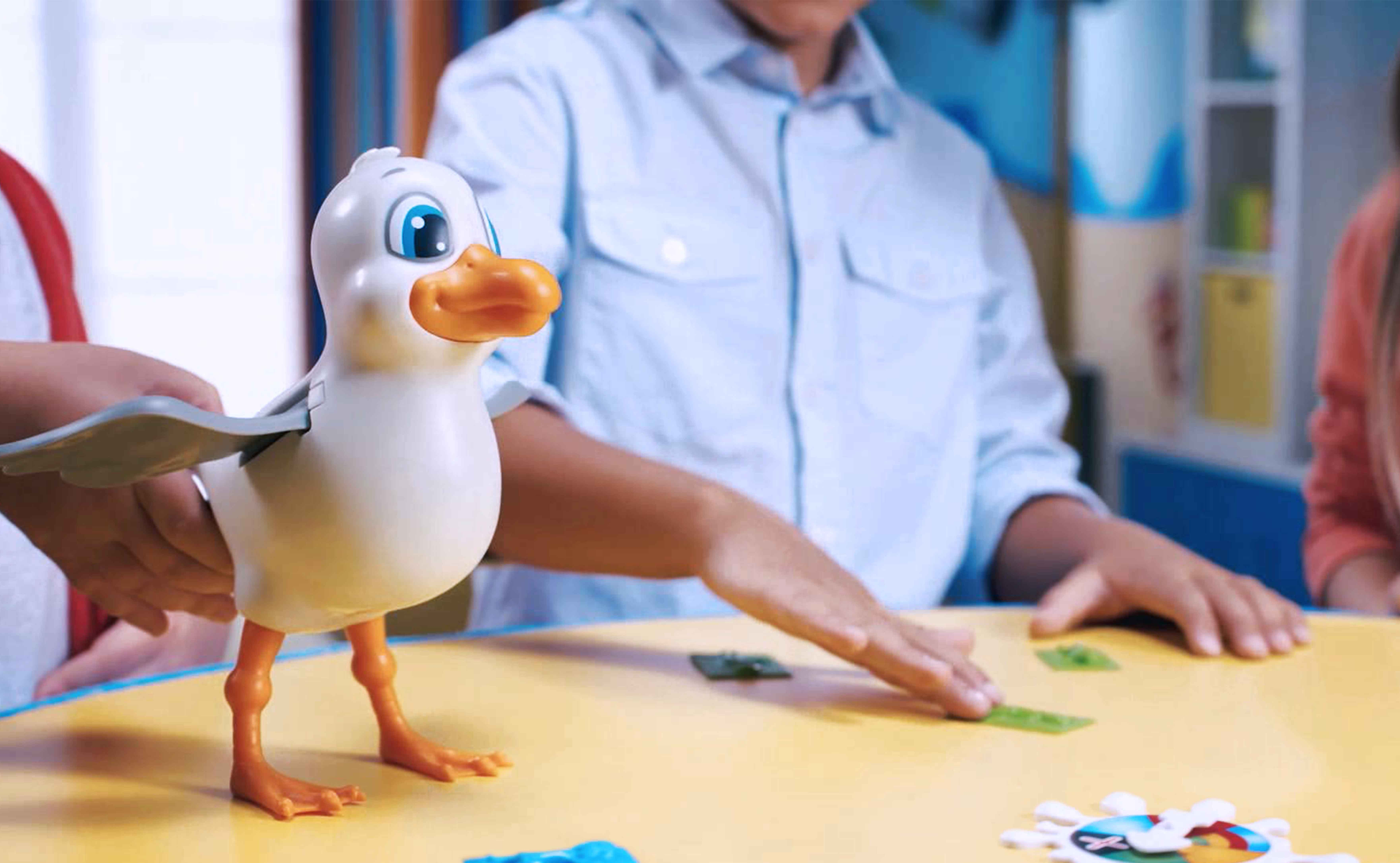Seagull Splat