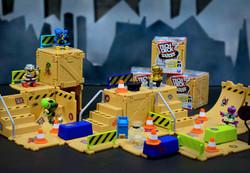 Tech Deck Dudes Skate Crates