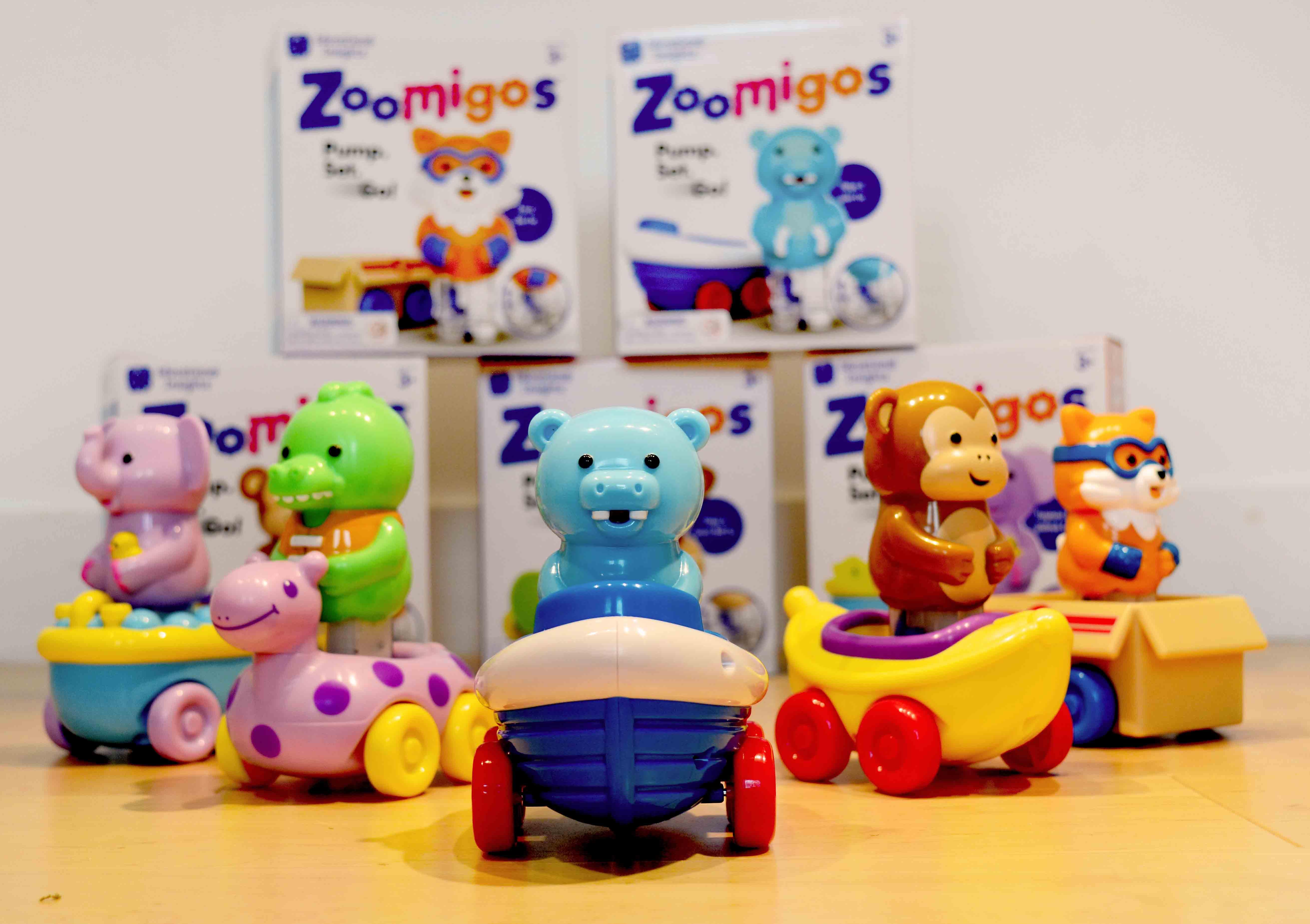 ZooMigos