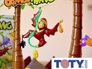 ORANGUTWANG nominated for game of the year in the annual TOTY awards!