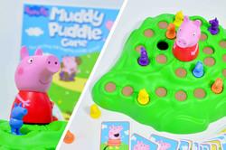 Muddy Puddle Game