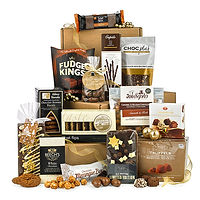 Chocolate Tiffin Tower Packed in a Deluxe Box £59.99