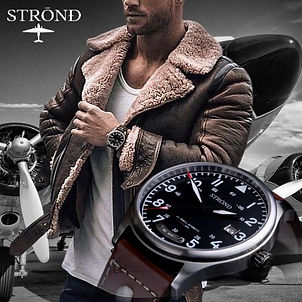 STROND DC-3 AUTOMATIC as seen on ukgiftshop.co.uk