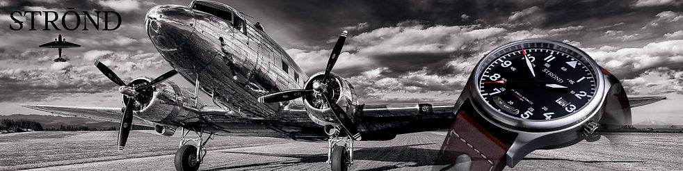 The famous Mcdonnell Douglas DC3 Aircraft from the 1940s