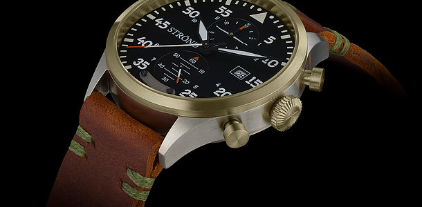 STROND DC3 Mkll All Stainless Steel & Bronze-Pre-order only !