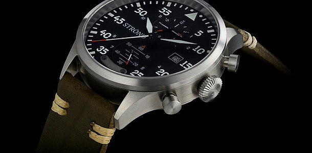 STROND DC3 Mkll All Stainless Steel...Pre-order only !