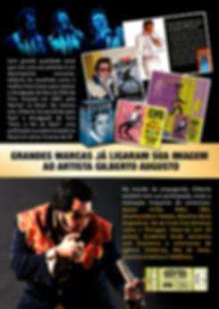 Gilberto Augusto Elvis Tributo na mídia