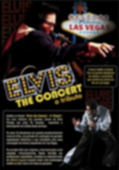 show elvis the concert tributo elvis presley espetaculo