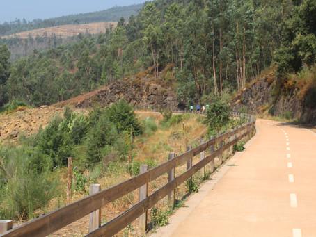 Ecopista, linha do Tâmega