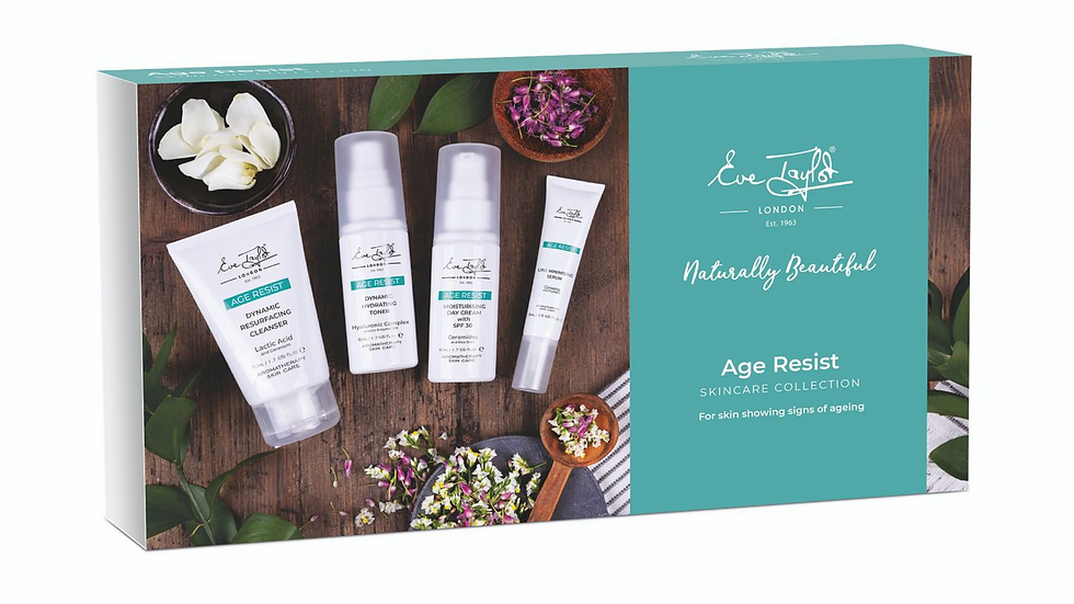 Eve Taylor Age Resist Skincare Collection
