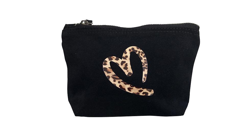 Small Black Beauty Bag