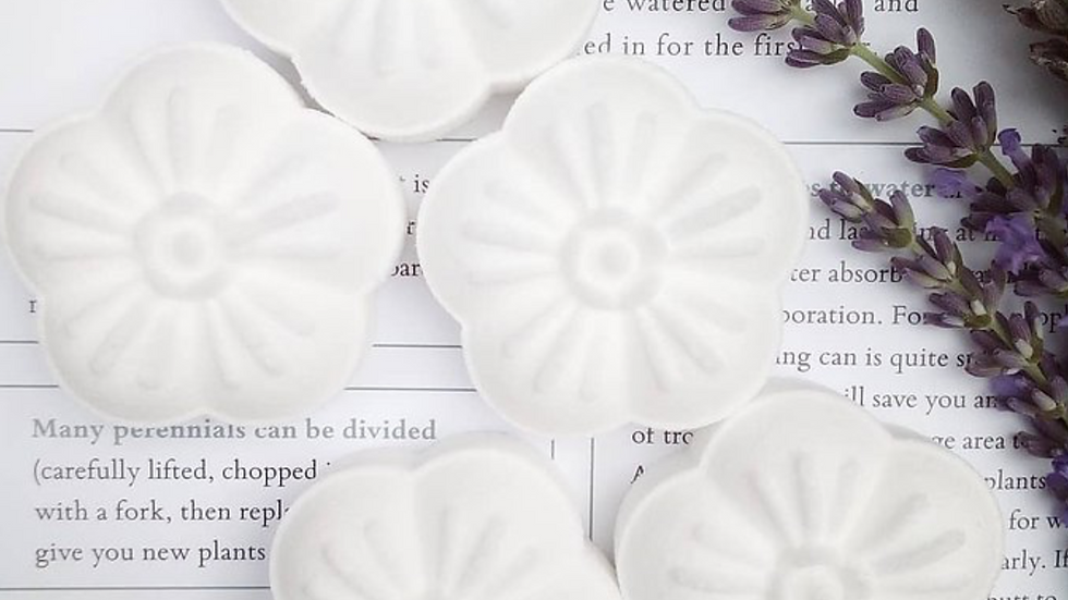 BloomSpa Aromatherapy Shower Steamers