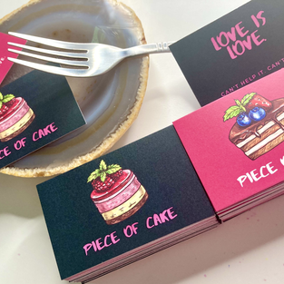 FREE Piece of Cake Lovers Deck - $44 value **10 Live Chat Mentions**