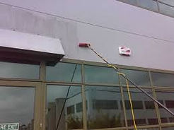 commercial facia and window cleaning nottingham facia cleaning