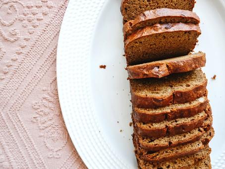Superfood GF Banana Bread