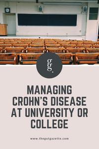 Managing IBD at University or College