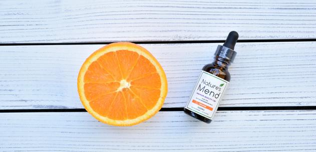 Nature's Mend Orange Flavored Tincture