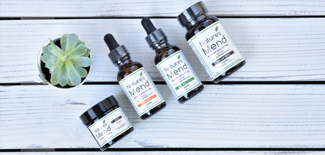 Nature's Mend Products