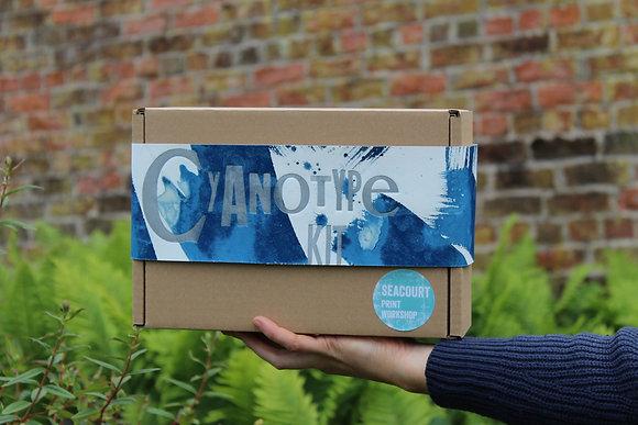 Cyanotype Materials Box