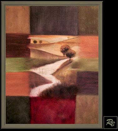 landscape art, Art Mural,music art, Abstract,fine art,Oil painting, Rockdale