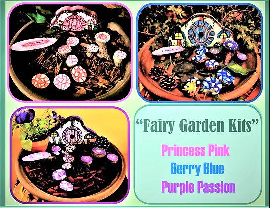 fairyfairy garden,  kit, child gift, kids garden, fairy gardens, fai
