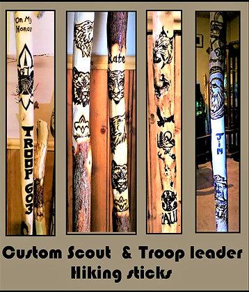 Scout Troop leader retirement gift, troop leader gift,scout gift, retirement