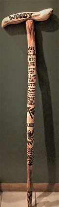 wood cane, handmade, personalized for you, hiking stick,walking,stick,retirement