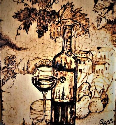 wine decor, gift, wine, art, gift, decor, kitchen, hostess, gift, sign