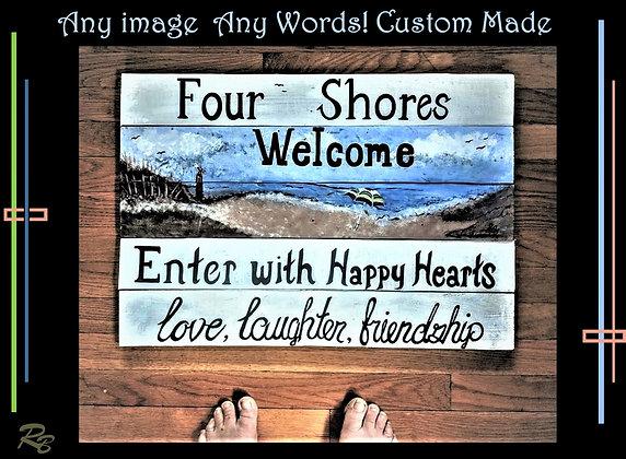 beach house sign,beach sign, custom sigh,pallet,wood, signs, custom, sign, wood