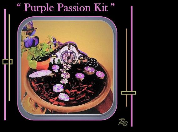 Fairy garden kit,child gift,kid gift,little, girl gift, boy gift, toy foo