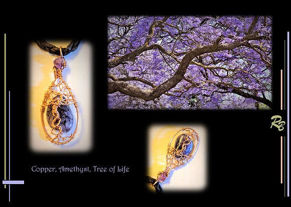Healer gift, Zen, Necklace,Sacred spiral, wife , mother ,gift, Daugh