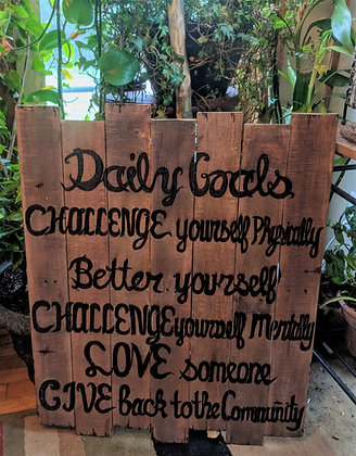 Custom wood signs, wood burned, art, gift