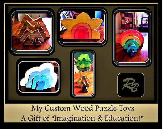 Sun puzzle,child gift, wood puzzle, girl gift, boy gift, kid gift, learning toys