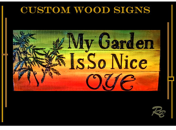SIGNS, pallet wood, Personalized, wood signs, Custom, wood burned, art