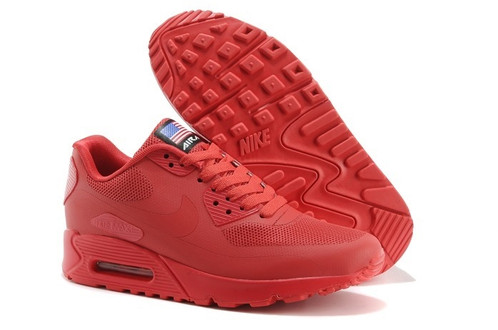 nike 90 hyperfuse red